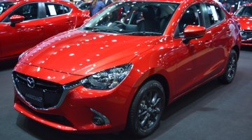 Mazda2 showcased at BIMS 2017