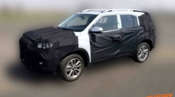 Mysterious Hyundai compact SUV spied in China