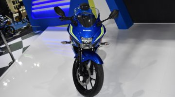 Suzuki GSX-R150 showcased at BIMS 2017