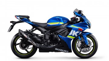 Next-gen Suzuki GSX-R600 arriving in 2019 - Report