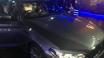 2017 BMW 5 Series (G30) previewed to Indian customers ahead of June 29 launch