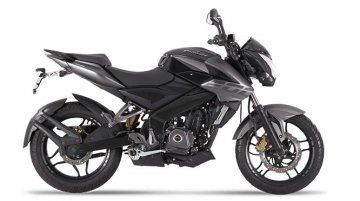 Bajaj Pulsar NS200 BS6 launched, priced at INR 1.25 lakh