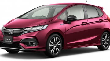 India-bound 2017 Honda Jazz (Honda Fit) officially revealed in Japan