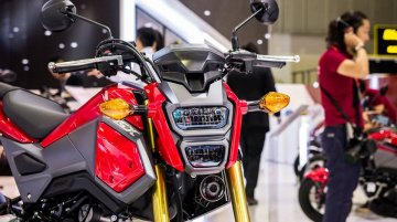 Updated 2017 Honda MSX125 launched in Vietnam