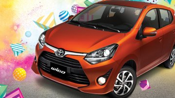 2017 Toyota Wigo (facelift) launched - Philippines