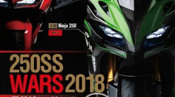 2018 Kawasaki Ninja 250 - Rendering