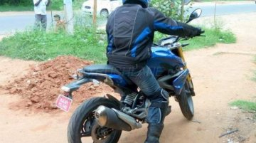 BMW G310R spied in India, local launch still not confirmed