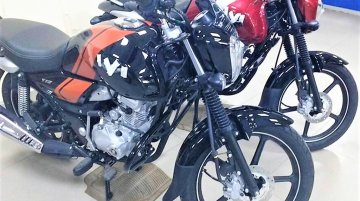 Bajaj V12 now available with front disc brake
