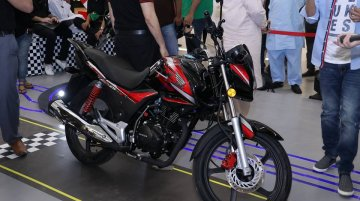 Honda CB150F launched in Pakistan at PKR 159,000