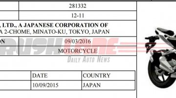 Honda CBR250RR patented in India, launch unlikely