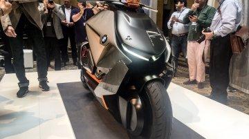 BMW Concept Link scooter unveiled at Concorso d'Eleganza Villa d'Este