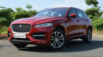 Jaguar F-Pace R-Sport - Review