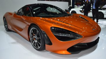 McLaren 720S will grace Indian roads in the coming months