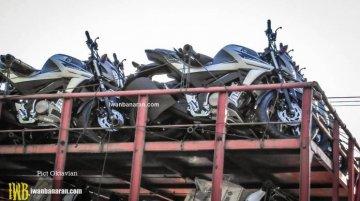 2017 Yamaha V-Ixion shipments to dealership commence - Indonesia