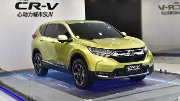 2017 Honda CR-V Hybrid to go on sale on 9 July - China