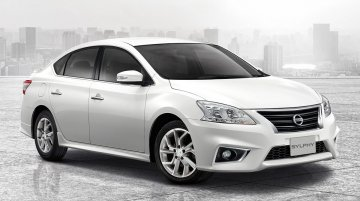 MY2017 Nissan Sylphy receives minor updates; prices revised - Thailand