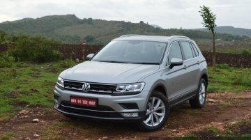 VW Tiguan - Image Gallery