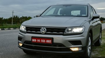VW Tiguan available with INR 3 lakh discount - Report