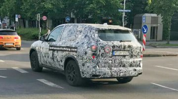 BMW X7 production to start in late 2018