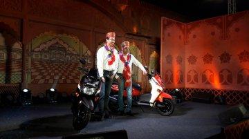 Honda Cliq - In 11 Live Images