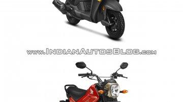 Honda Cliq vs. Honda Navi - Spec sheet & Pictorial comparison