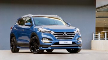 Hyundai Tucson Sport with extra power & torque launched in South Africa