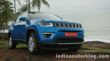 Jeep Compass India launch to take place on 31 July