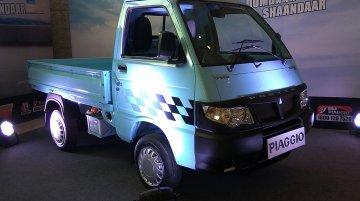 Piaggio Porter 700 launched in India