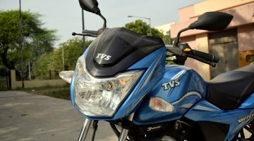 TVS wins patent for new headlamp mounting arrangement - Report