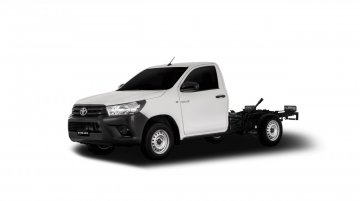 2017 Toyota Hilux Revo to gain a new entry-level model - Report