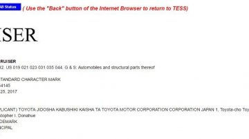 Toyota TJ Cruiser trademark application hints at a new yet familiar SUV