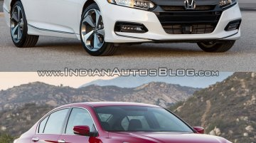 2018 Honda Accord vs. 2016 Honda Accord - Old vs. New