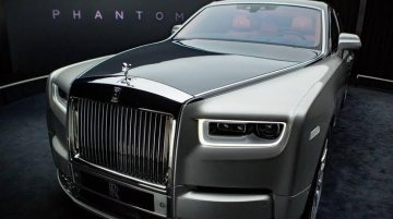 2018 Rolls-Royce Phantom - In 11 Live Images