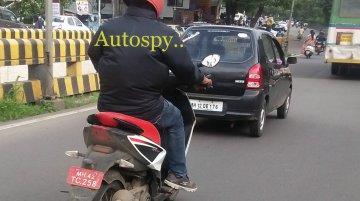 IAB reader spots the Aprilia SR125 in Pune