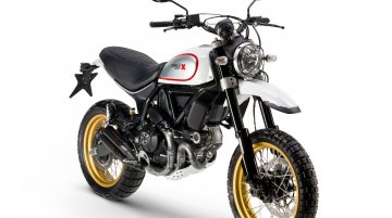 Ducati Scrambler Desert Sled launched in India at INR 9.32 lakhs
