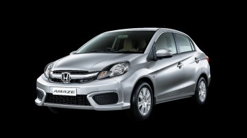 Honda Amaze Privilege Edition launched in India