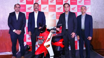 Honda Cliq now available in Maharashtra at INR 43,076