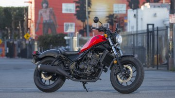 Honda Rebel 300 will not be HMSI's Royal Enfield challenger - Report