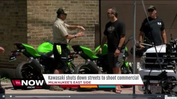 Next-gen Kawasaki Ninja 400 spotted during ad shoot