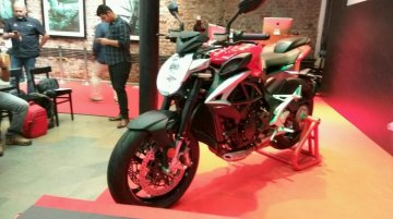 MV Agusta Brutale 800 launched in India at INR 15.59 lakhs