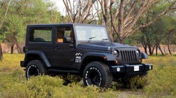 Mahindra Thar Jeep Wrangler Conversion by Jeep Studio