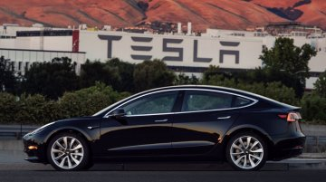 Tesla sends out delivery invites for the India-bound Model 3 - USA