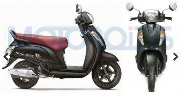 Suzuki Access 125 Special Edition to gain two new colours - Report