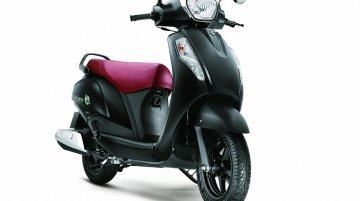 Suzuki Access 125 gains two new matte colour options