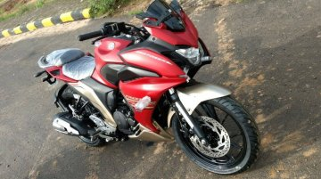 Yamaha Fazer 250 could be launched on 21 August