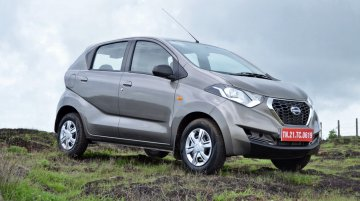 Datsun Redi-GO AMT launch in January 2018 - Report