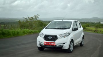 Datsun Redi-GO AMT launching this fiscal - Report