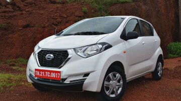 Datsun redi-GO AMT now available to pre-order in India