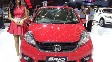 Next-gen Honda Brio not a priority - Report