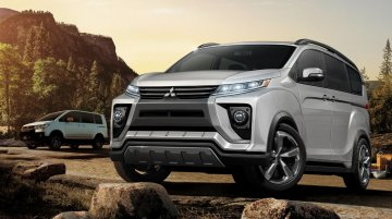 Next-gen Mitsubishi Delica concept to debut at the Tokyo Motor Show